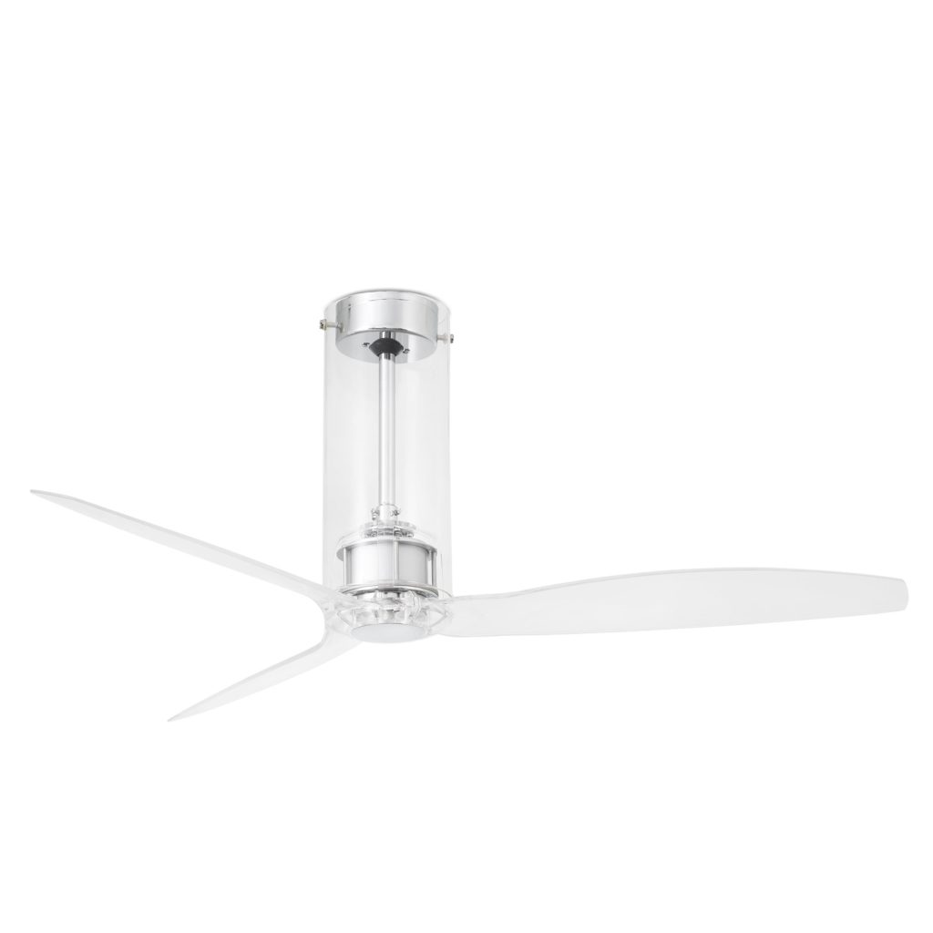 Ventilador-de-techo-tube-fan-negro-mate-transparente